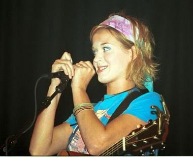 Кэти Перри в начале карьеры