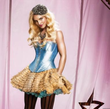 Бритни Спирс считает Кэти Перри сексуальной